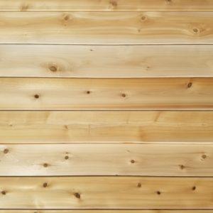 White Cedar Decking
