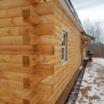 Log Cabin False Corners
